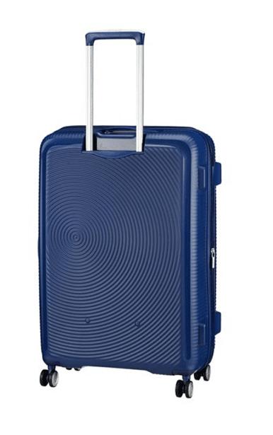 מזוודה קשיחה קלה American Tourister Soundbox 102