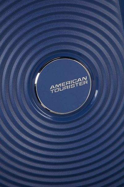 מזוודה קשיחה קלה American Tourister Soundbox 119