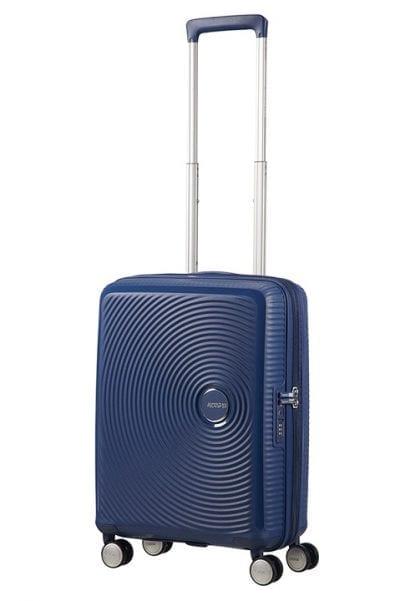 מזוודה קשיחה קלה American Tourister Soundbox 110
