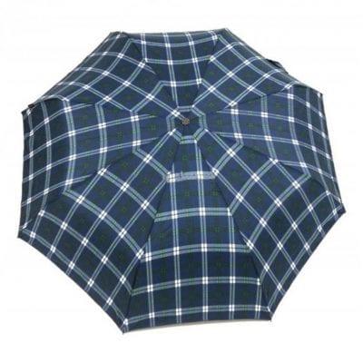 מטריה מתקפלת איכותית סמסונייט Samsonite Wood Classic 20