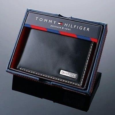 ארנק עור טומי הילפיגר Tommy Hilfiger 5061 24