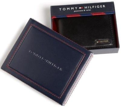 ארנק עור טומי הילפיגר Tommy Hilfiger 5061 25