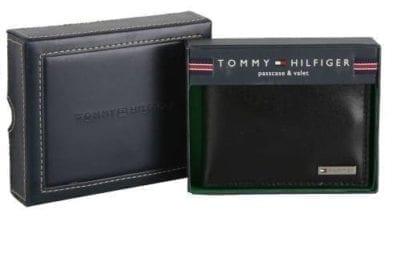 ארנק עור טומי הילפיגר Tommy Hilfiger 5061 28