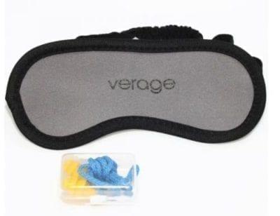 כיסוי עיניים לטיסות Verage Eye Mask 1