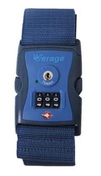 רצועת הידוק עם מנעול למזוודה Verage TSA Strap Lock 28