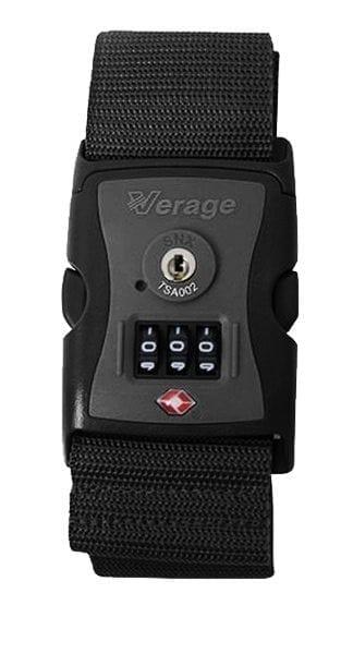 רצועת הידוק עם מנעול למזוודה Verage TSA Strap Lock 25