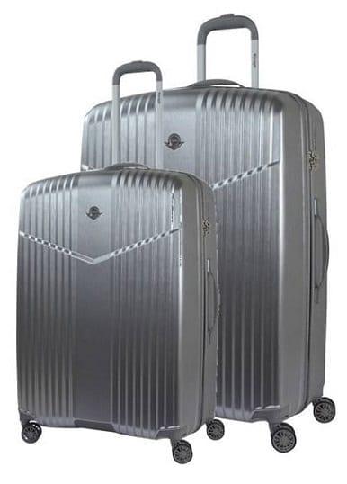 סט זוג מזוודות קשיחות Verage V Lite 14