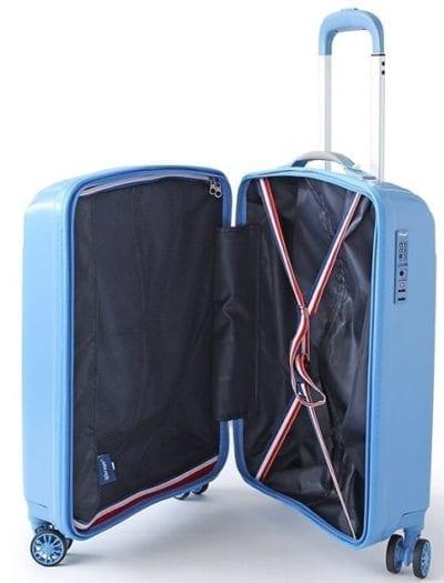 מזוודה קשיחה קלה Verage V Lite 48