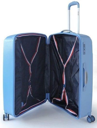 מזוודה קשיחה קלה Verage V Lite 54