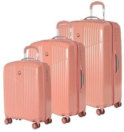 סט שלישיית מזוודות קשיחות Verage V Lite 7