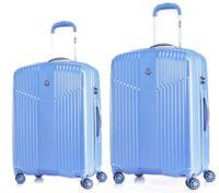 סט זוג מזוודות קשיחות Verage V Lite 13
