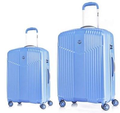 סט זוג מזוודות קשיחות Verage V Lite 11