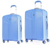 סט זוג מזוודות קשיחות Verage V Lite 2