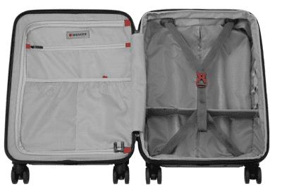 מזוודה קשיחה עם תא למחשב סוויס וונגר Wenger Lumen 2