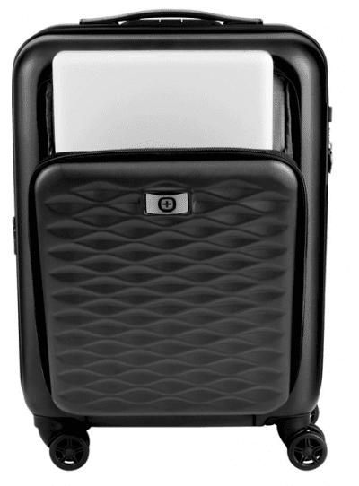 מזוודה קשיחה עם תא למחשב סוויס וונגר Wenger Lumen 3