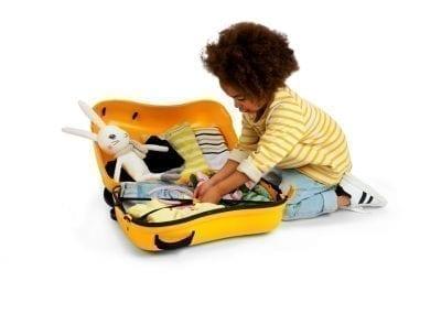 מזוודה קשיחה קטנה לילדים Samsonite Dream Rider 26
