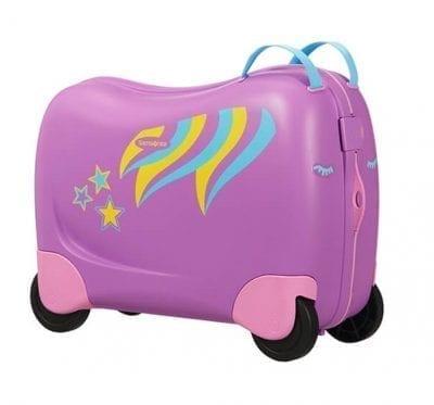 מזוודה קשיחה קטנה לילדים Samsonite Dream Rider 21