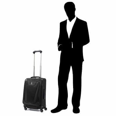 מזוודת בד עמידה Travel Pro Maxlite 5 38