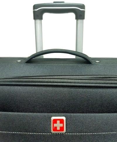 מזוודת בד סוויס Swiss Travel 10