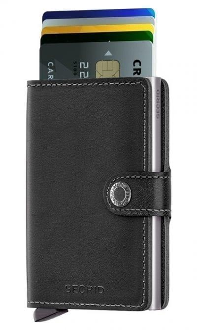 ארנק קטן כרטיסים קופצים סקריד Secrid Miniwallet 65