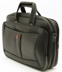 תיק דמוי עור סוויס Swiss Travel Club 4015 3