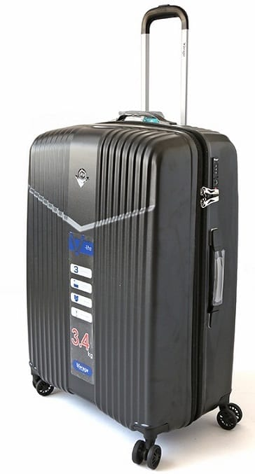 מזוודה קשיחה קלה Verage V Lite 23