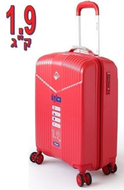 מזוודה קשיחה קלה Verage V Lite 20