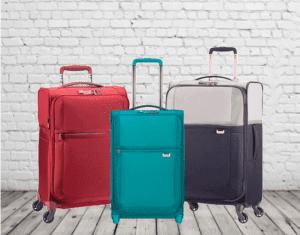 מזוודות רכות