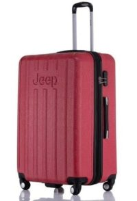 מזוודה קשיחה ג'יפ Jeep Makalu 10