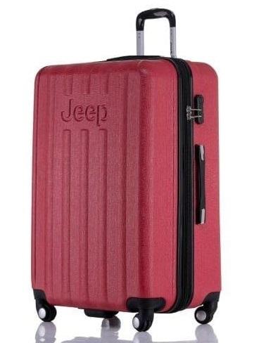מזוודה קשיחה ג'יפ Jeep Makalu 5
