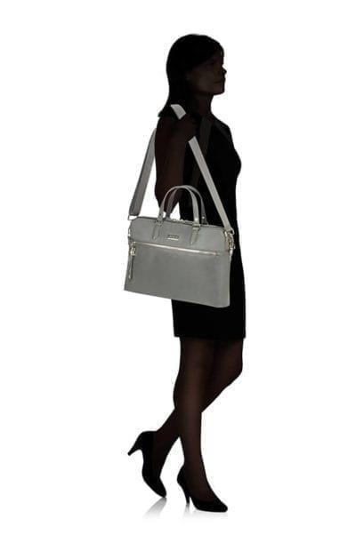 תיק מחשב לנשות עסקים סמסונייט Samsonite karissa Biz 22