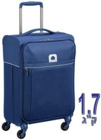 מזוודה קלה במיוחד דלסי Delsey Brochant 15