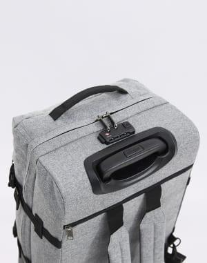דפל תיק גלגלים רצועות גב Eastpak Strapverz 10