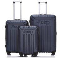 סט מזוודות קשיחות Jeep Missouri כחול 2