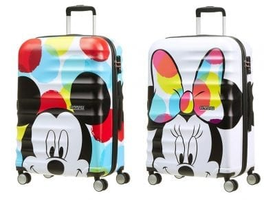 מזוודה קשיחה דיסני American Tourister Disney Close up 12