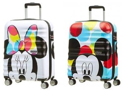 מזוודה קשיחה דיסני American Tourister Disney Close up 1