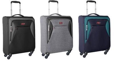 מזוודה לעליה למטוס קלת משקל Marco Polo piper צבעים