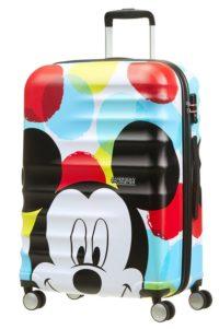 מזוודה קשיחה דיסני American Tourister Disney Close up 11