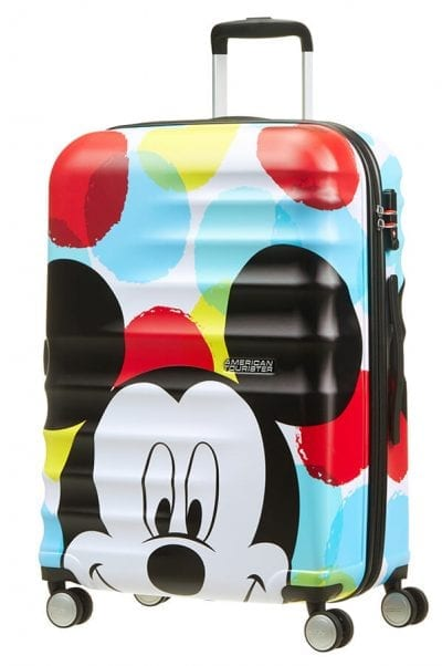 מזוודה קשיחה דיסני American Tourister Disney Close up 11
