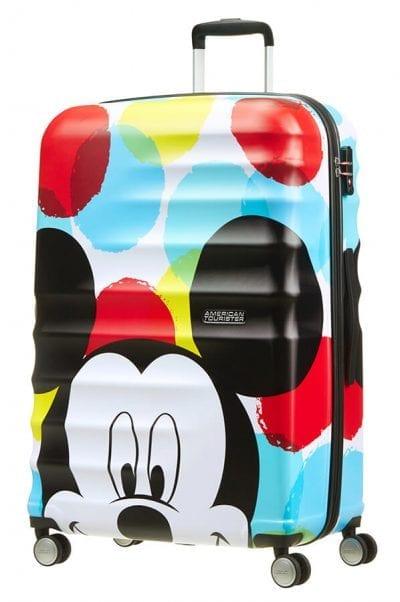 מזוודה קשיחה דיסני American Tourister Disney Close up 24