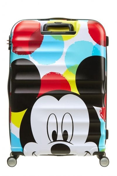 מזוודה קשיחה דיסני American Tourister Disney Close up 22