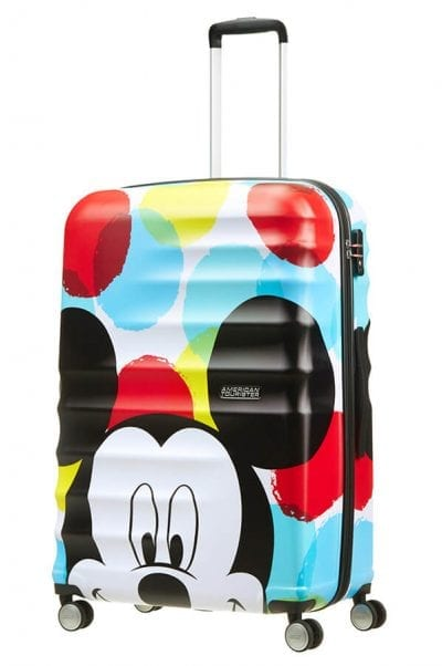 מזוודה קשיחה דיסני American Tourister Disney Close up 21