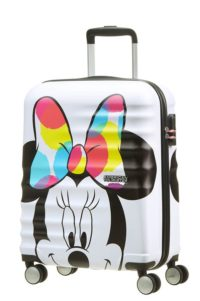 מזוודה קשיחה דיסני American Tourister Disney Close up 6