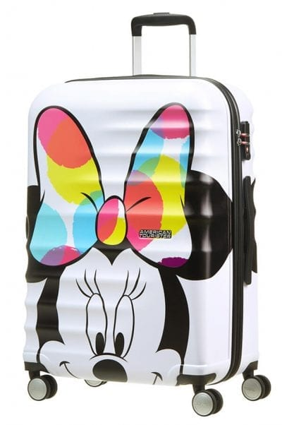 מזוודה קשיחה דיסני American Tourister Disney Close up 9