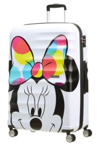 מזוודה קשיחה דיסני American Tourister Disney Close up 17