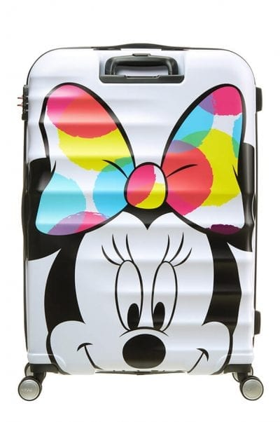 מזוודה קשיחה דיסני American Tourister Disney Close up 16