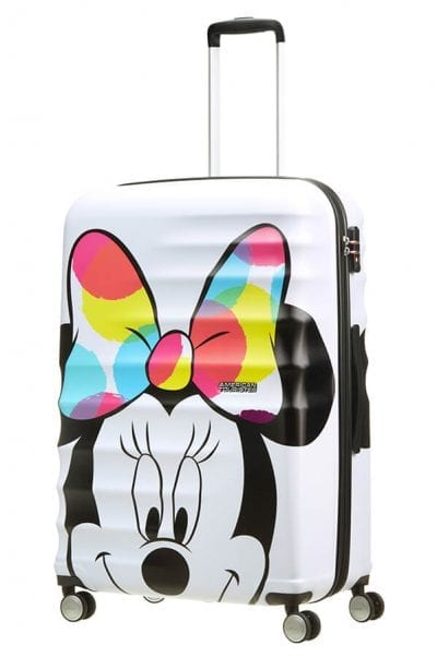 מזוודה קשיחה דיסני American Tourister Disney Close up 15