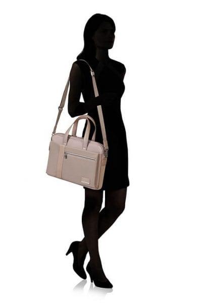 תיק עסקים קומפקטי לנשים Openroad Chic Bailhandle 13