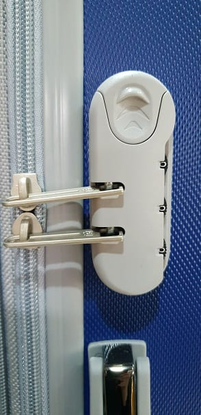 מזוודה קשיחה Swiss Travel 2