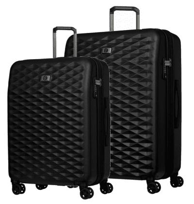 סט זוג מזוודות קשיחות סוויס וונגר Wenger Lumen 1
